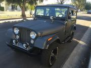 Jeep 1974 Jeep CJ Base Sport Utility 2-Door