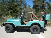 Jeep 1952 Jeep Willy 2 door